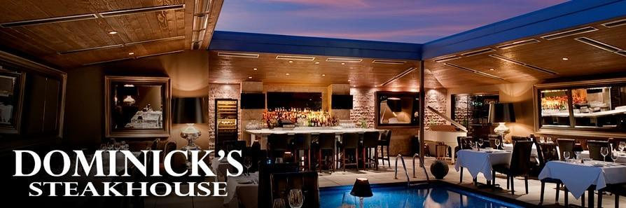 Elegant Fine Dining With Exceptional Personal Service And A Menu Featuring Prime Steaks Fresh Seafood As Well An Extensive Wine Selection