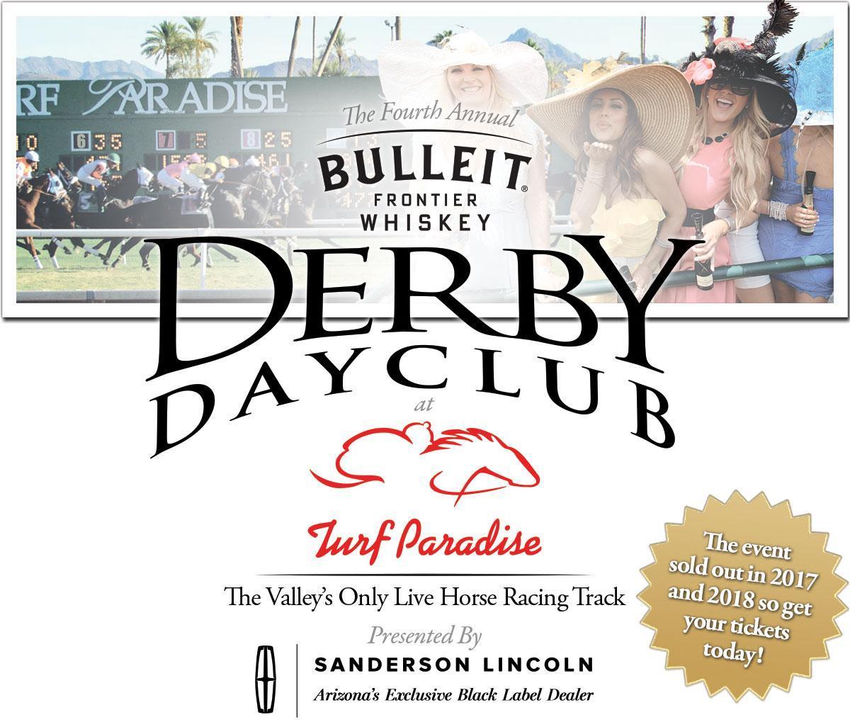Derby Dayclub At Turf Paradise